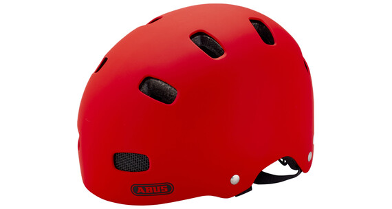 ABUS Scraper Kid v.2 Helm red matt